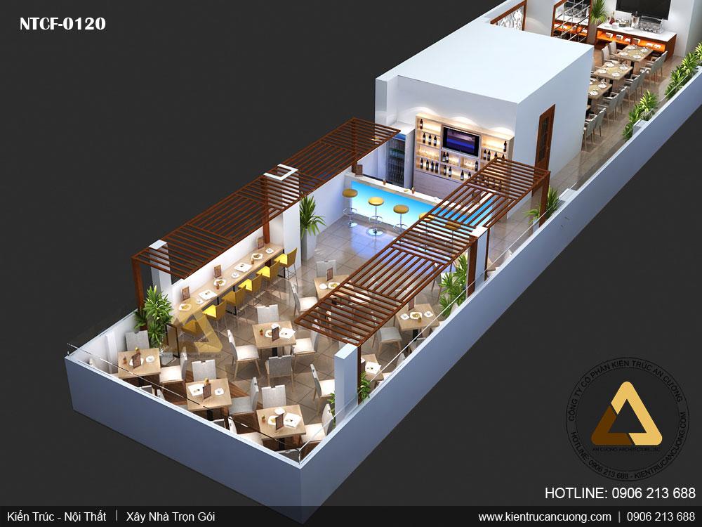 thiet-ke-cafe-san-thuong