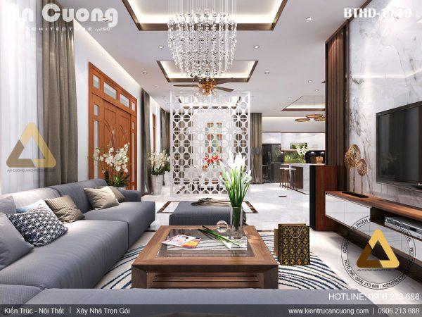 Các tông màu trong thiết kế nội thất rất quan trọng, không những đem đến vẻ đẹp cho ngôi nhà mà còn ảnh hưởng đến tâm trạng của chủ nhà.