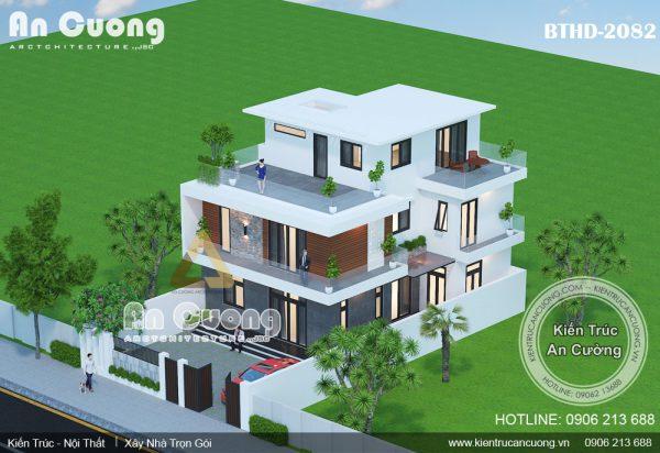 Thiet-ke-biet-thu-3-tang-mai-bang-dep-nhat-nam-2020-3
